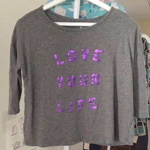 Old navy girls top size 8